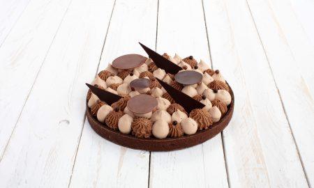 Tarte crousti-choco gâteau